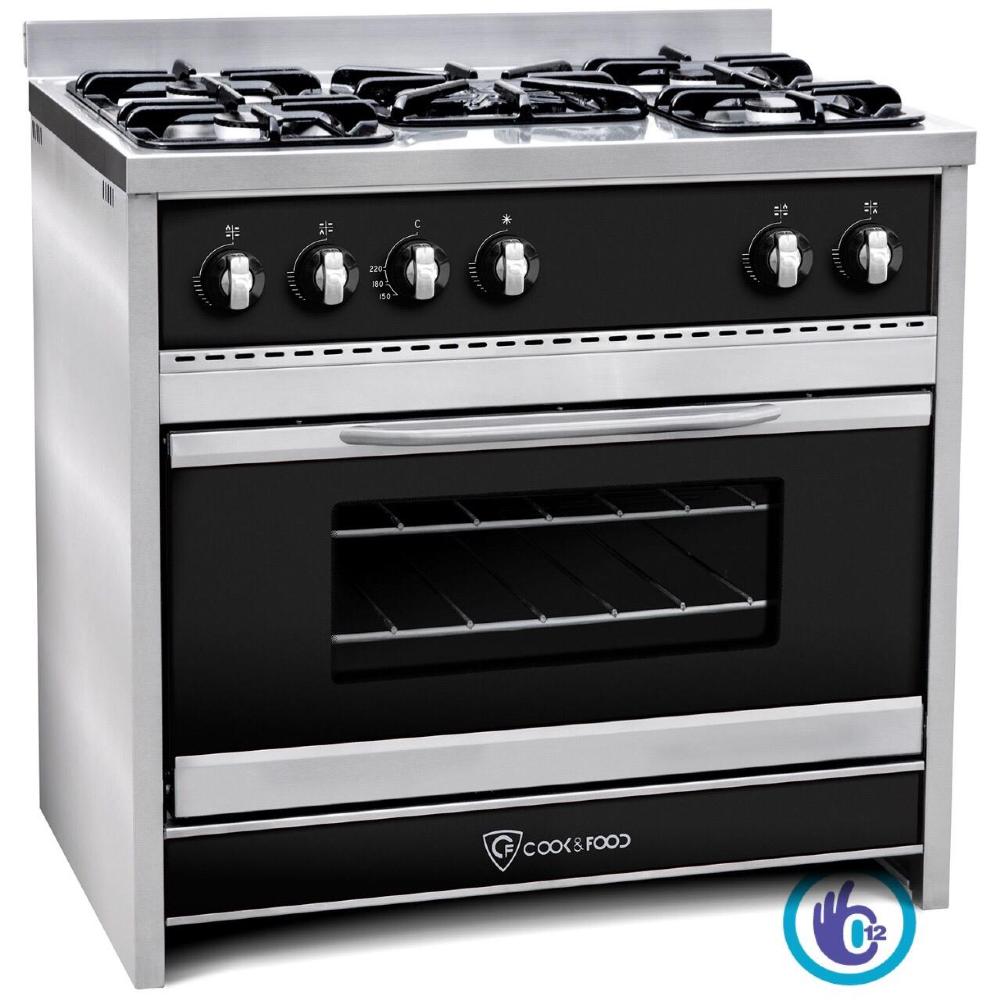 Cocina Chiara 90 Negra