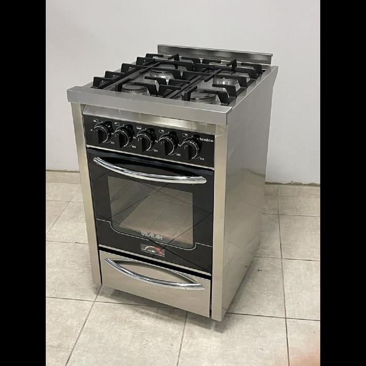 Cocina c/asadera 55