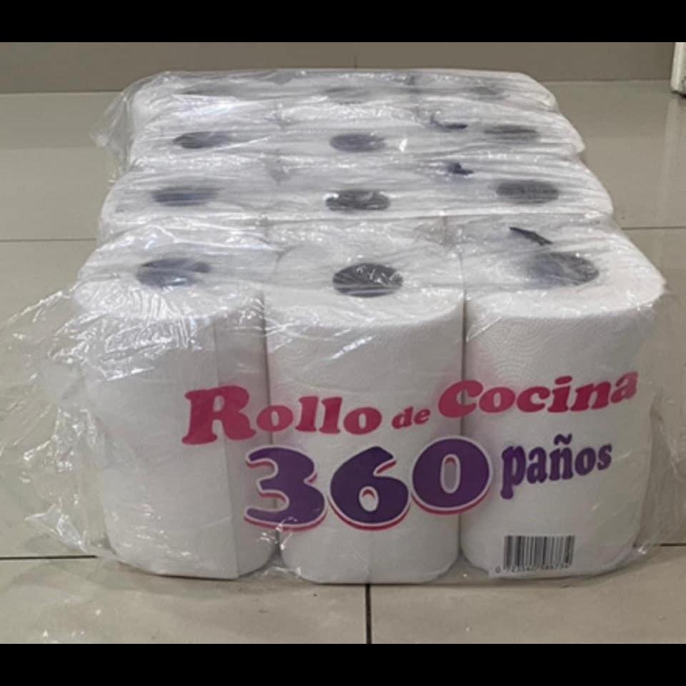 ROLLO PAPEL COCINA NEW PEL 12X120 PAÑOS