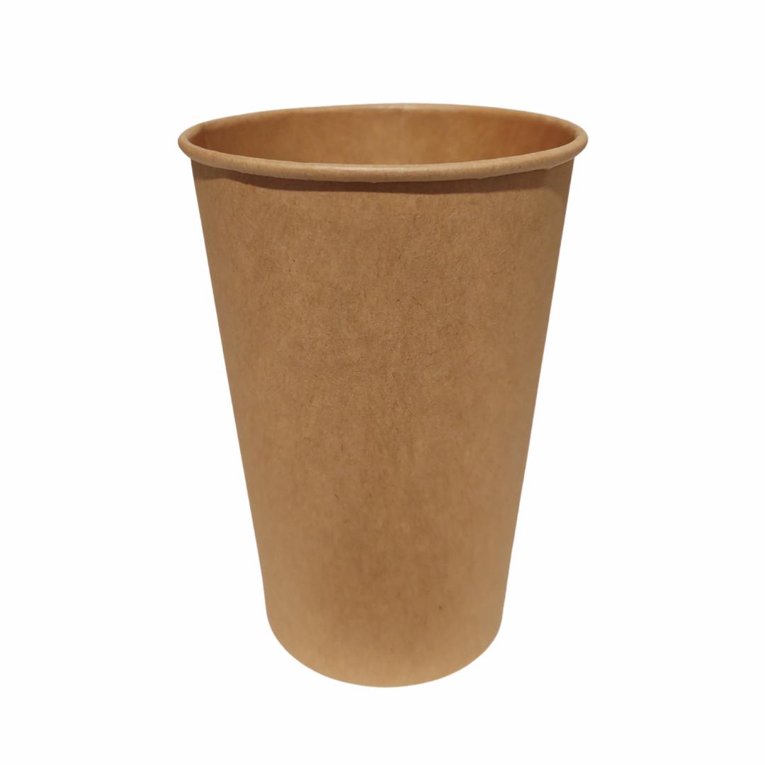 Vaso Polipapel Madera  x100 (Elegir tamaño)