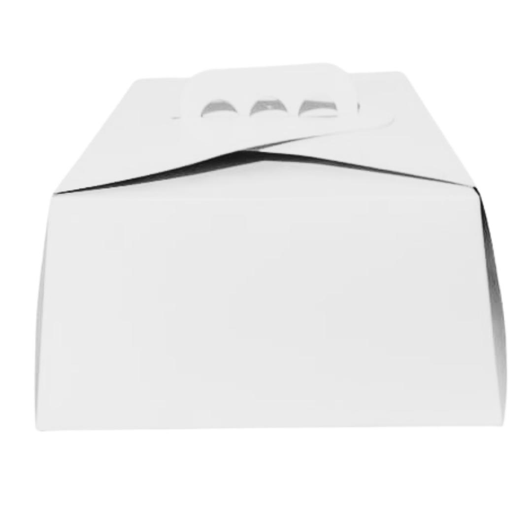 Caja Estuche Box Torta con Manija 21x21x11 cm