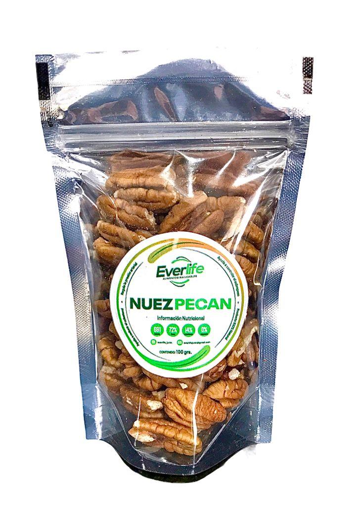 Nuez Pecan Pelada Doy Pack X 100 Grs.
