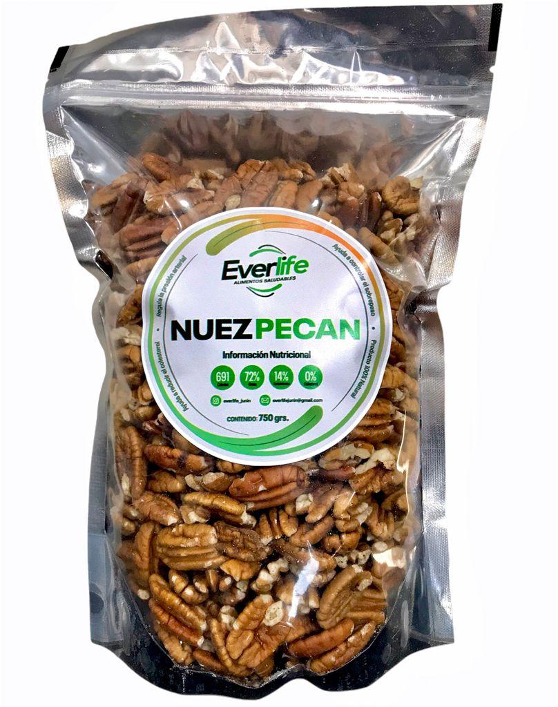 Nuez Pecan Pelada Doy Pack X 750 Grs.